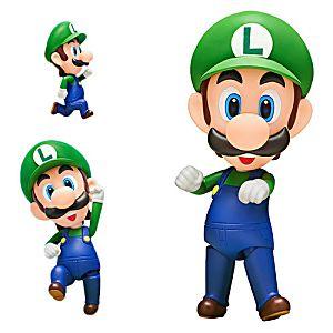 Luigi Nendoroid Figure