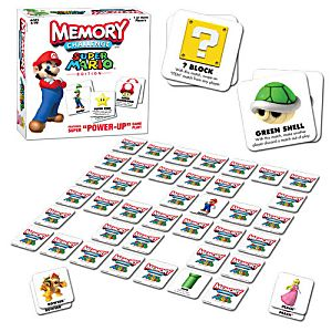 Super Mario Bros Memory