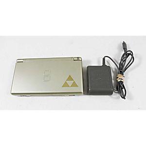 DS Lite System - Gold Zelda Limited Edition Flawed