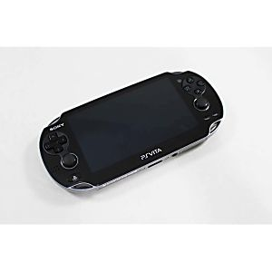 VITA System 3G/Wifi PCH-1101 - Black - Discounted