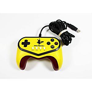 Wii U Hori Pokken Tournament Pro Pad Pikachu Controller