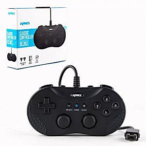Wii  / Wii U Classic Controller - Black