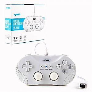 Wii / Wii U Classic Controller - White