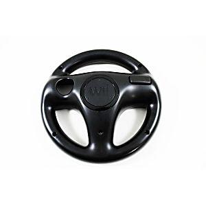 Wii Original Racing Wheel Attachment (Black)