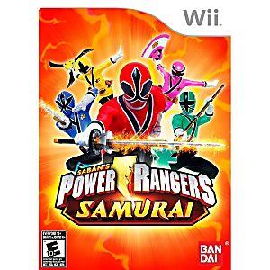 Power rangers samurai you