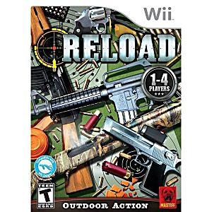 Reload Target Down