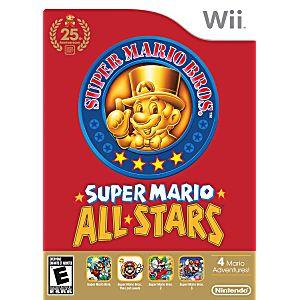 Super Mario All-Stars 25th Anniversary Edition Game