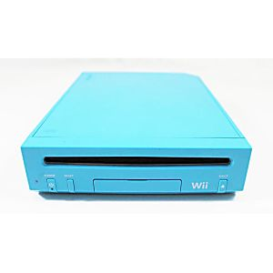 WII System - - Discounted Teal Blue (latest generation, no GC)