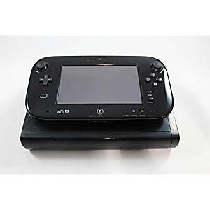 Black Wii U Console