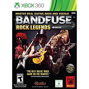 bandfuse rock legends BandFuse Audio Adapter