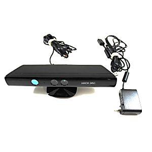 XBOX 360 Kinect Motion Sensor with AC Power Cord