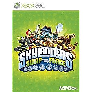 Skylanders Swap Force Game