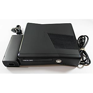 XBOX 360 4GB Slim Black System