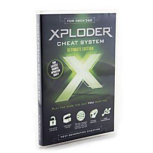 XBOX 360 Xploder Cheat Codes