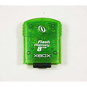 XBOX Interact 8MB Flash Memory Card