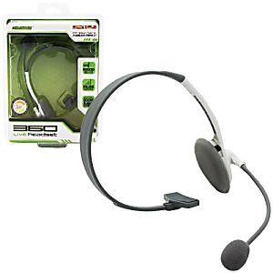 New Xbox 360 Headset