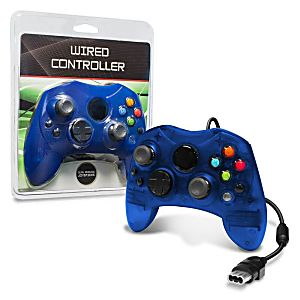 New Xbox Wired Controller - Blue