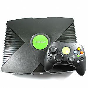 Original Microsoft Xbox System