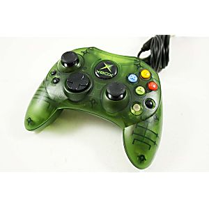 Original Microsoft Xbox Green Controller