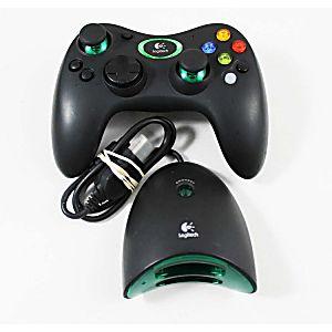 Used Logitech Precision Xbox Wireless Controller