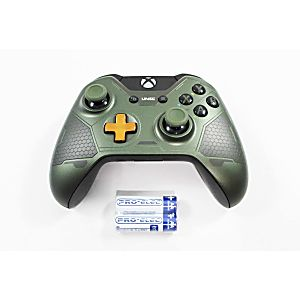 xbox one controller limited edition halo 5
