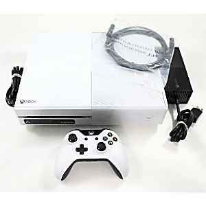Xbox One 500 GB System - White