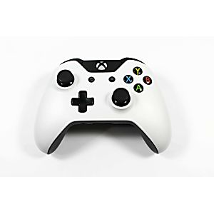 Xbox One Official White Controller