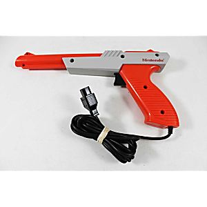 Nintendo NES Orange Light Zapper Gun
