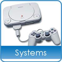 sony playstation 1. ps1 systems sony playstation 1