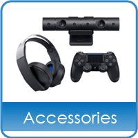 Playstation 4 Accessories