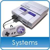 Super Nintendo Systems